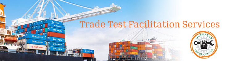 Trade Test Facilitation Services