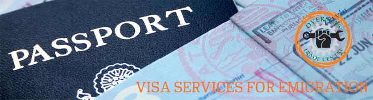 VISA SERVICES FOR EMIGRATION